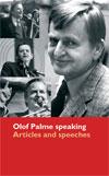 Olof Palme speaking
